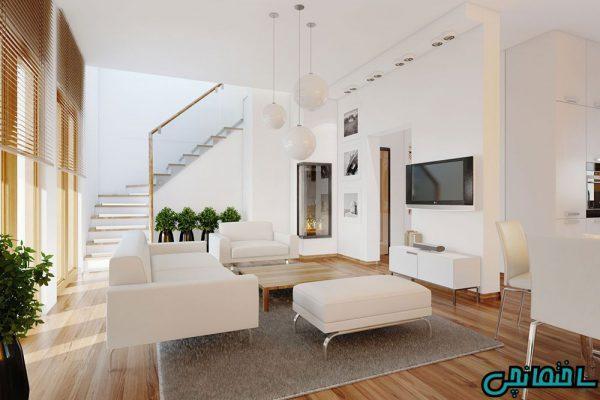 کاربردی ترین ایده های طراحی اتاق نشیمن