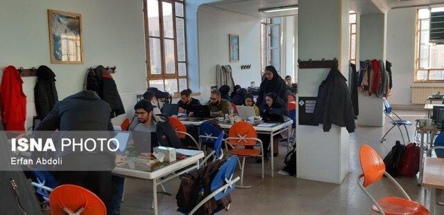 شروع به کار اولین هکاتون طراحی بازی های جدی در دانشگاه هنر اسلامی تبریز