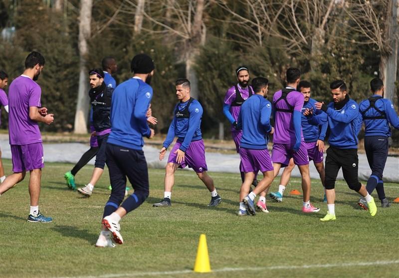 ریکاوری بازیکنان استقلال در دبی، بازگشت به تهران برای سفر به قطر