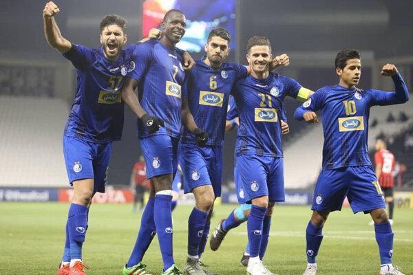 فوتبال ایران یک پله در رده بندی باشگاه های آسیا صعود کرد