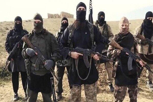 نقشه مناطق حضور داعشی ها در عراق
