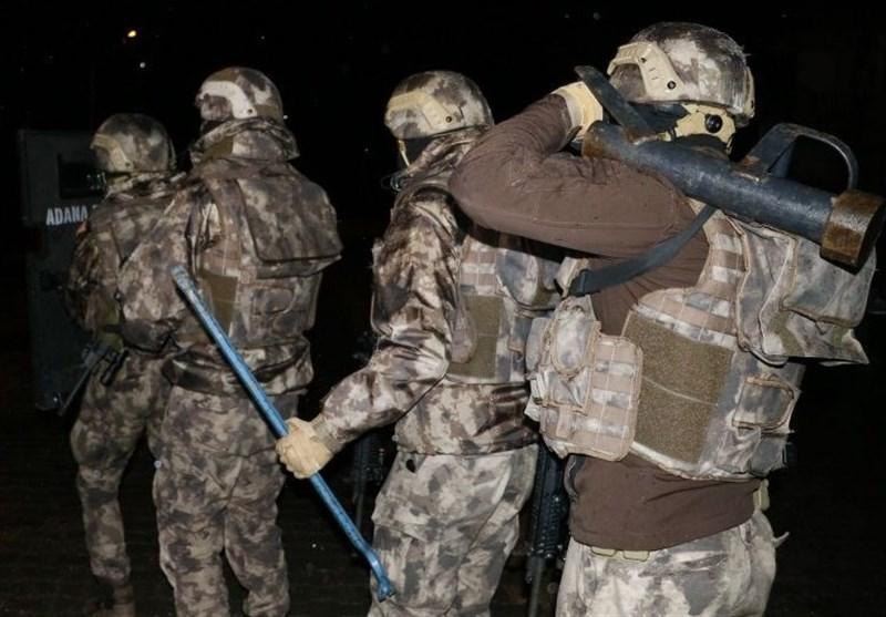 دستگیری 6 عضو داعش در آدانای ترکیه