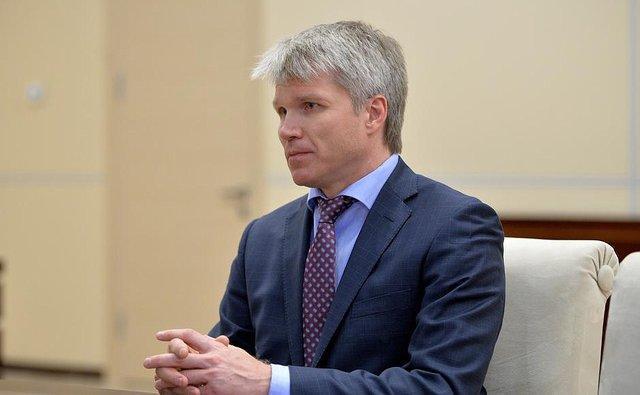 وزیر ورزش روسیه تغییر کرد