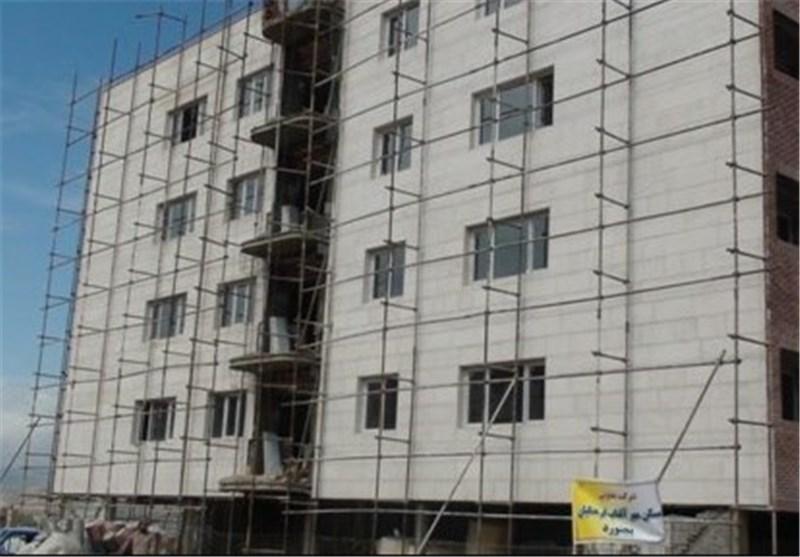 افتتاح 34 واحد مسکونی برای مددجویان کمیته امداد در لاهیجان