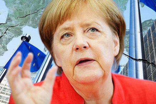 صدراعظم آلمان در انتظار نتیجه تست سوم کرونا