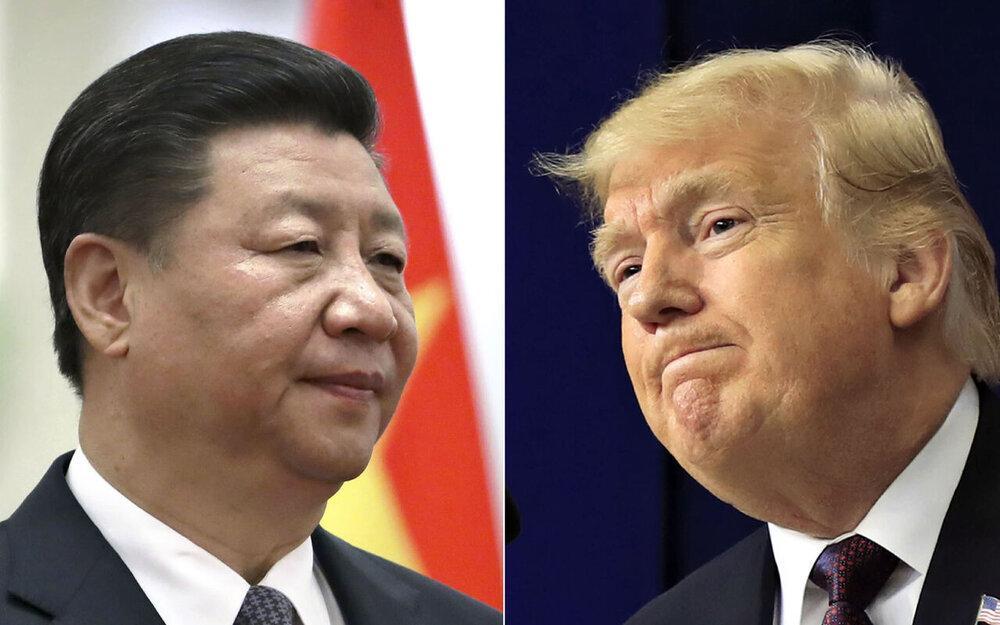 امریکا و چین بار دیگر رو در روی هم قرار گرفتند