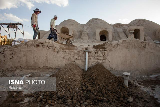 اجرای 45 پروژه مرمتی در استان مرکزی، ادامه کاوش دست کند تفرش در سال 99