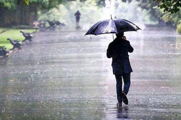 خبرنگاران بارش باران زنجان را فرا می گیرد