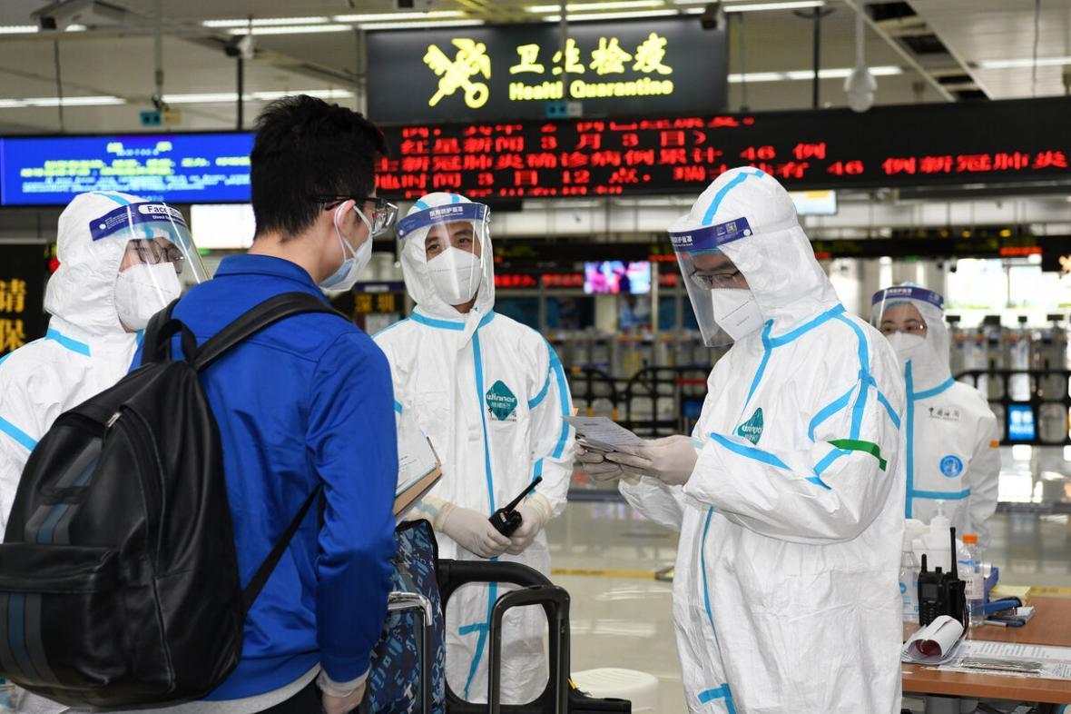 ثبت 89 مورد جدید ابتلا به کرونا در چین