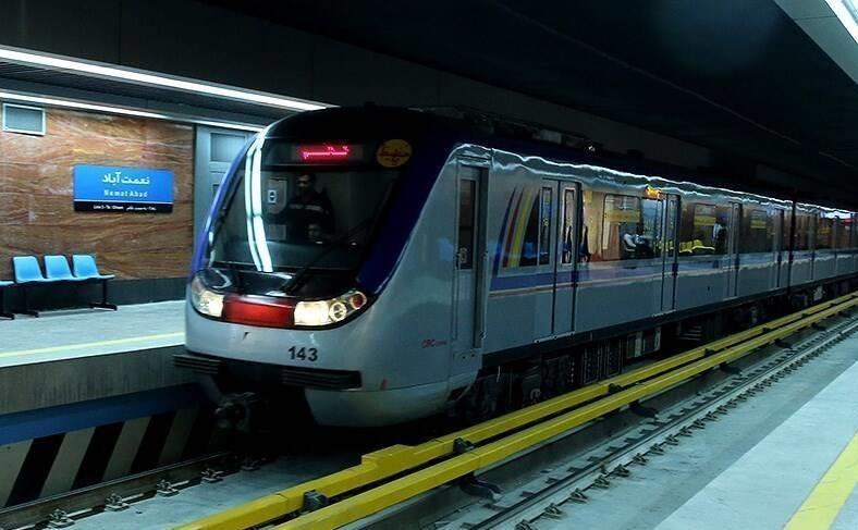 خدمات رسانی رایگان متروی تهران در شب های قدر