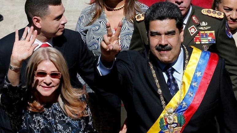 مادورو ایران را دوست واقعی خواند