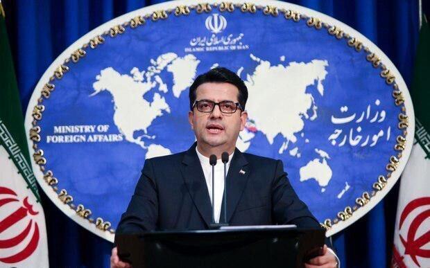 موضع گیری ایران نسبت به تحولات لیبی