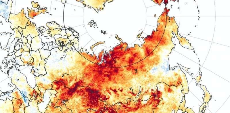 چرا قطب شمال خیلی سریعتر از سایر نقاط دنیا گرم می گردد؟