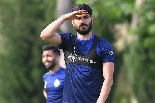 باشگاه فولاد در آستانه شکایت از مدافع استقلال