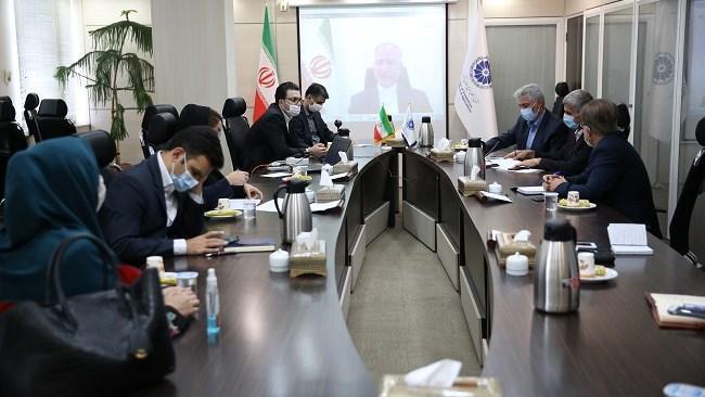 پیشنهاد تشکیل کنسرسیوم برای همکاری شرکت های ایرانی و قزاقستانی