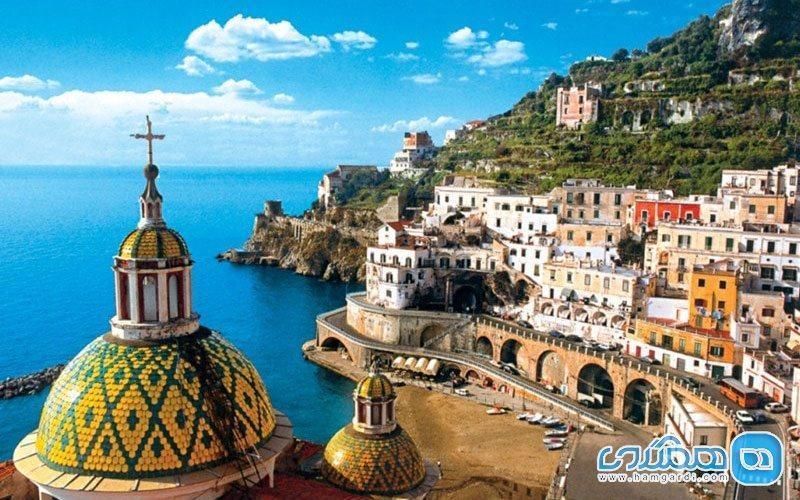 آشنایی با تعدادی از شهرهای کوچک و زیبای ایتالیا