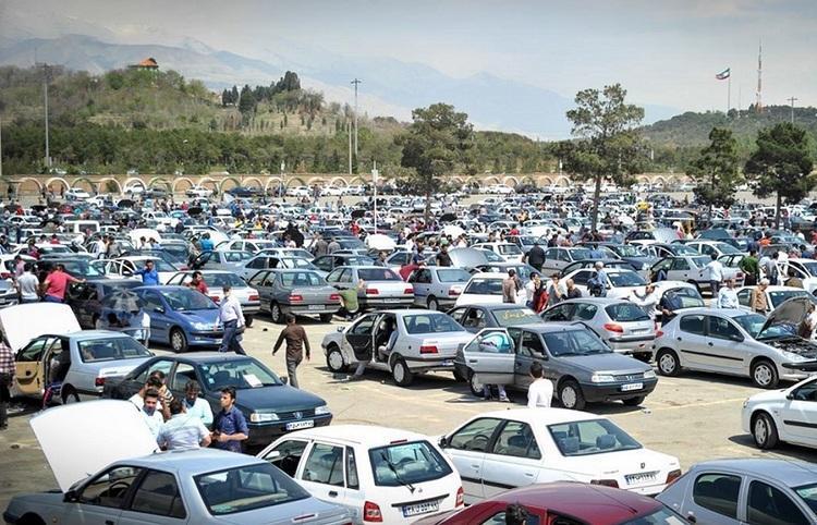 عرضه 25 هزار خودرو در عید فطر