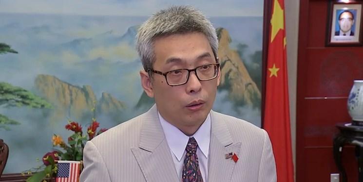 پکن: آمریکا مدرکی برای اتهام زنی به کنسولگری هیوستون ارائه نداد