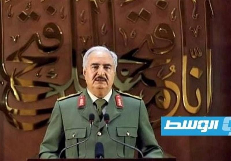 پیش شرط ژنرال حفتر برای آتش بس در لیبی