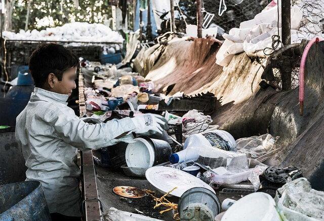 افزایش تماس های مردمی درباره بچه ها زباله گرد