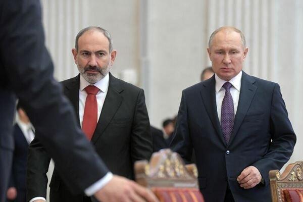 پوتین بر لزوم انتها فوری مخاصمات در منطقه قره باغ تأکید کرد