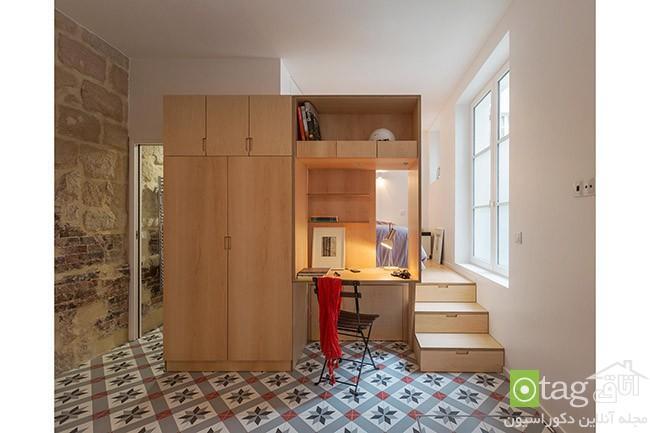 بازسازی بنای قدیمی ، تبدیل اسطبل 400 ساله به آپارتمانی مدرن