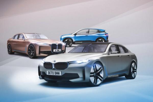 عرضه BMW الکتریکی توسط خودروسازی آلمانی