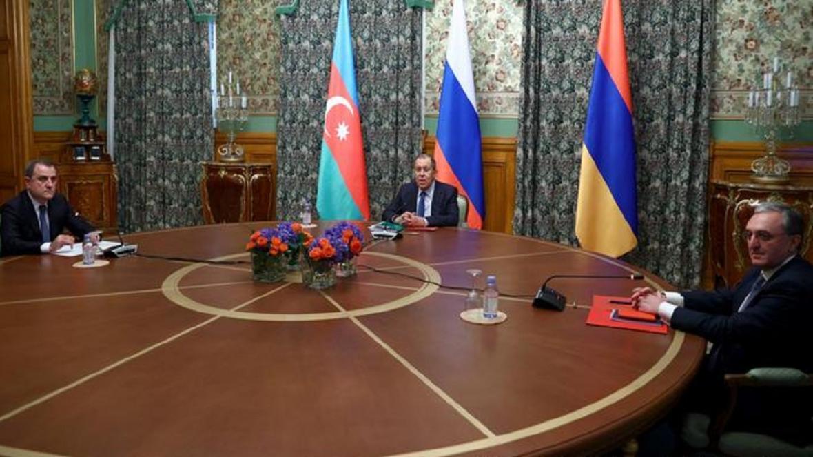 واکنش ها به توافق آتش بس آذربایجان و ارمنستان در قره باغ