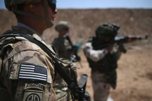 مرگ نظامی آمریکایی در حسکه سوریه