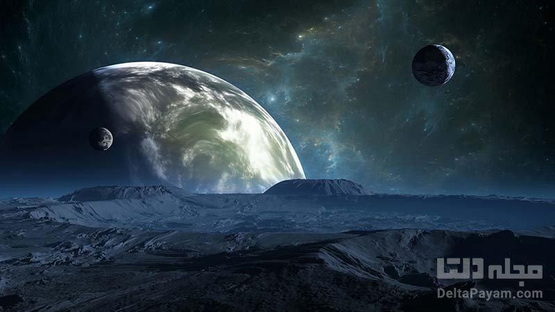 سیاره ای بهتر از زمین برای حیات فرازمینی