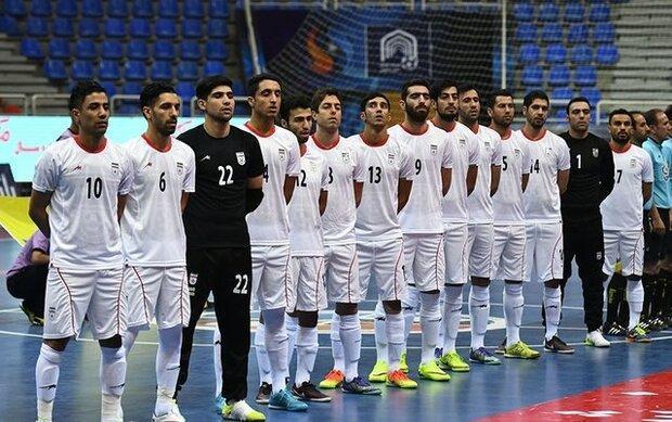 ترکیب تیم ملی فوتسال مقابل ازبکستان مشخص شد