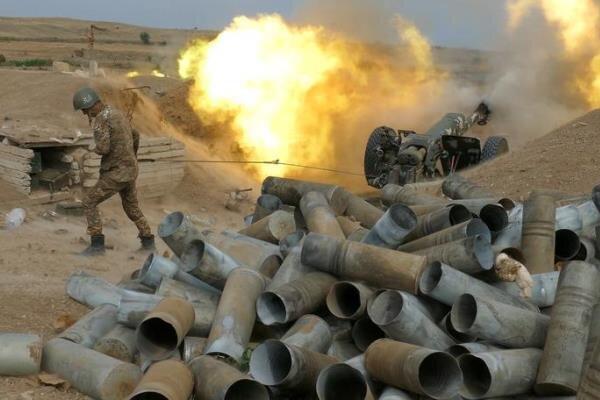 ادامه درگیری باکو-ایراوان به رغم آتش بس