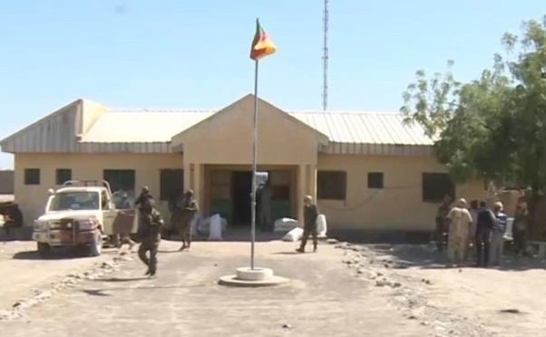 حمله مسلحانه در کامرون 8 کشته برجا گذاشت