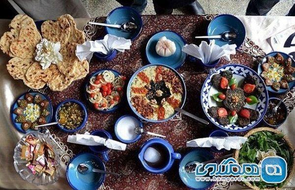 اعلام تشکیل کمیته ملی گردشگری خوراک