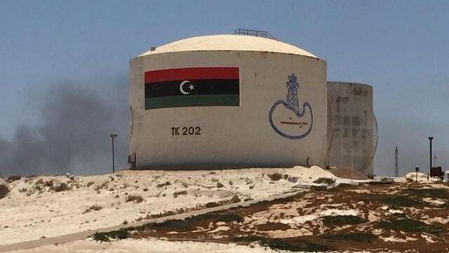 بهبود تولید نفت لیبی رکورد زد