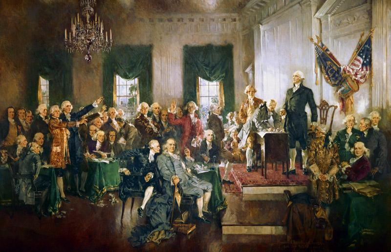 آمریکا؛ از کنفدراسیون تا نظام فدرالی