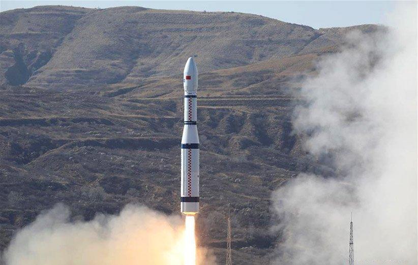 ماهواره های آرژانتین با موشک چین به فضا پرتاب شدند