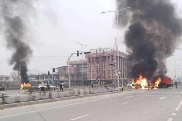 انفجار در کابل، 9 نفر کشته شدند