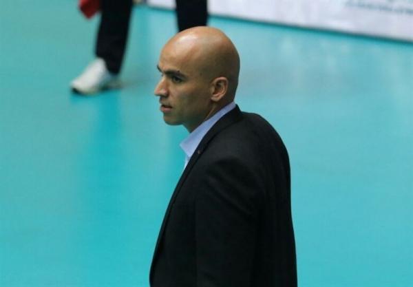 محمدی راد: دستمان بسته بود، توقع بیشتری از بازیکنانم داشتم