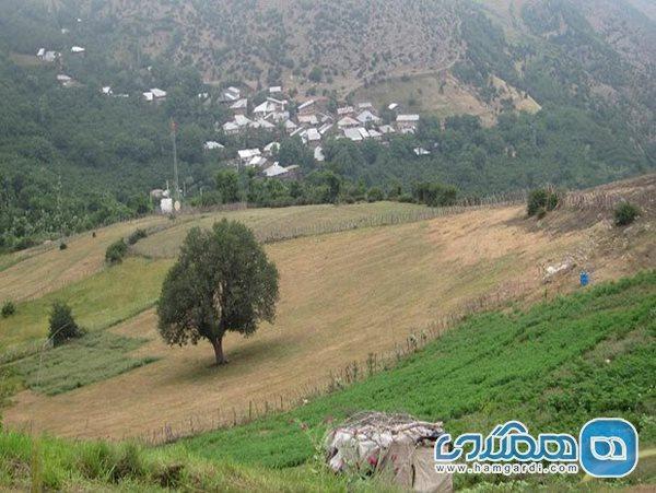 روستای اینی؛ روستایی بی نظیر در خطه سرسبز اردبیل
