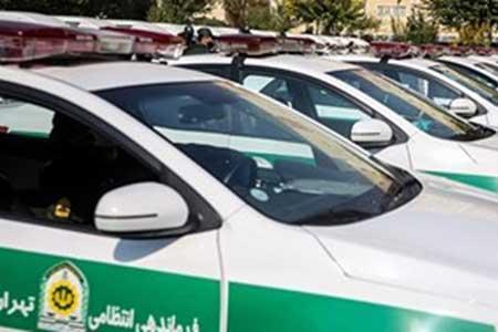 واکنش ناجا به شایعات تأمین سوخت ماشین های پلیس