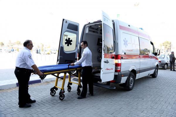 خبرنگاران 6 دستگاه آمبولانس در شهرستان های جنوبی ایلام مستقر می گردد
