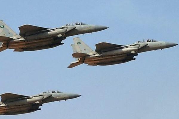 جنگنده های ائتلاف متجاوز سعودی به صنعاء حمله کردند