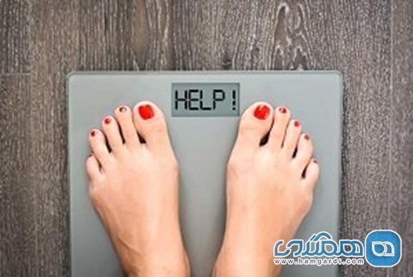 5 تغییر که با بالا رفتن وزن ایجاد می شوند