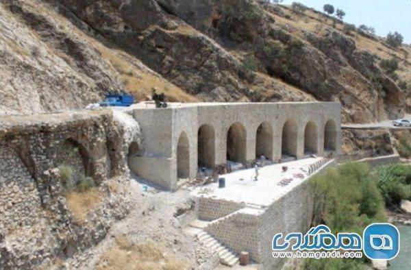 تعدادی بنای تاریخی در کهگیلویه و بویراحمد بازسازی شدند