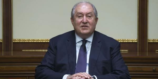 رئیس جمهور ارمنستان با استعفای نخست وزیر موافقت کرد