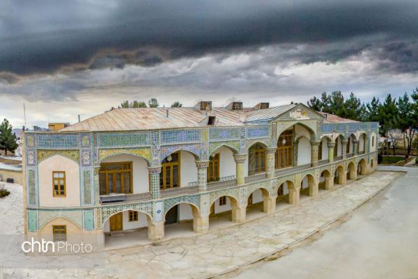 پایش آثار و بناهای تاریخی خراسان شمالی در پی بارش شدید باران
