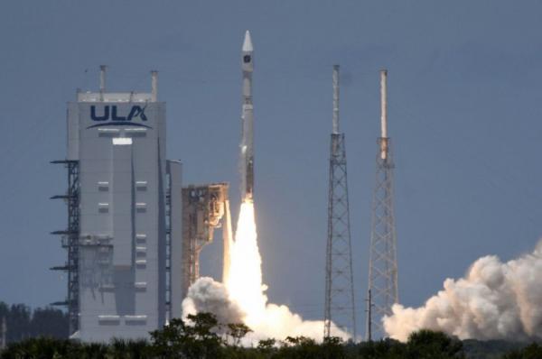 ماهواره تشخیص موشک از فلوریدا پرتاب شد