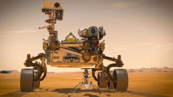 100 روز استقامت در مریخ