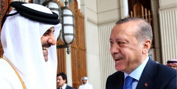 ترکیه به قطر اجازه استفاده از پایگاه ها و حریم هوایی خود را می دهد